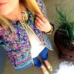Lilly Pulitzer • Lilah Reversible Jacket